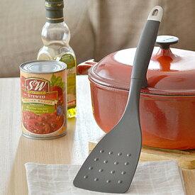 置きらく ターナーキッチンツール キッチン雑貨 ナイロン製 調理器具 フライ返し おしゃれ カフェ風 モダン