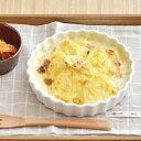 ホワイト丸パイ皿 6inc (15.4cm)    タルト皿/耐熱食器/白い食器/ホテル食器/製菓用食器/オーブンウェア