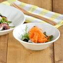 粉引 しのぎ刷毛目 取り鉢 (14cm)  和食器/小鉢/ボウル/サラダボウル/カフェ食器
