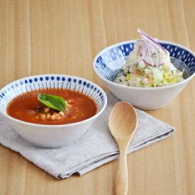 蒼(sou)台形ボウル 小ボウル シリアルボウル ボール 鉢 スープボウル 盛り鉢 副菜鉢 煮物鉢 サラダボウル 和食器 美濃焼 おしゃれ カフェ風 かわいい