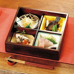 杉・荒彫松花堂弁当木製 日本製 お弁当箱 おべんとうばこ ナチュラル ボックス 業務用