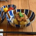 煮物鉢 青茶サビ十草和食器/鉢/ボウル/サラダボウル/盛り鉢