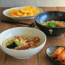 丼ぶり 水玉 麺鉢 大(ドットモノトーンシリーズ)和食器/丼/どんぶり/さぬき丼ぶり/大きなどんぶり/めん鉢/大鉢/麺鉢…