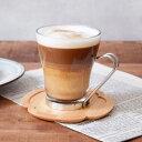 Bormioli Rocco(ボルミオリ ロコ) オスロ 220ccコップ/カップ/マグ/マグカップ/ガラス食器/耐熱/耐熱ガラス/ボルミオリロコ/ホット/コーヒーカップ/おしゃれ/カフェ風/カフェ食器