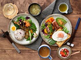 (渕錆粉引)ディナープレート和食器/ナチュラル/プレート/大皿/カフェ食器/パスタ皿