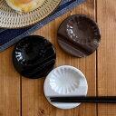小皿になる箸置き 和花 箸置き&スプーンレスト 豆皿/和食器/箸置き小皿/珍味入れ/はしおき