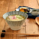 丼ぶり 台形マルチどんぶり(S)藍十草丼/どんぶり/ボウル/中鉢/鉢/うどん鉢/サラダボウル/スープボウル/煮物鉢/お茶…