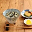 和食器 おしゃれ 丼ぶり 台形マルチどんぶり(SS)藍十草 丼 どんぶり ボウル 中鉢 鉢 サラダボウル スープボウル デ…