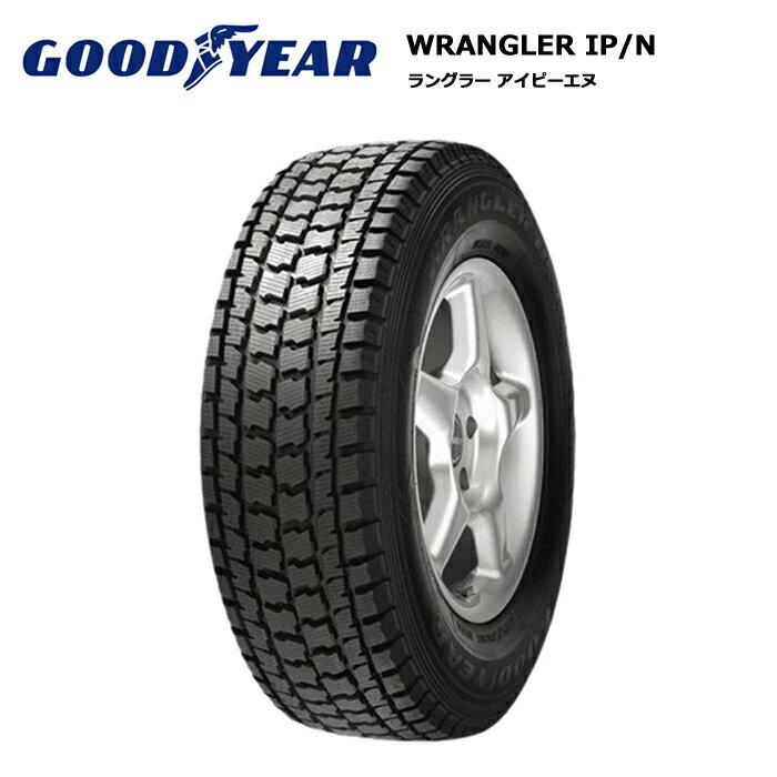 スタッドレスタイヤ(245/65R17)グッドイヤー ラングラー IP/N 245/65R17 107Q