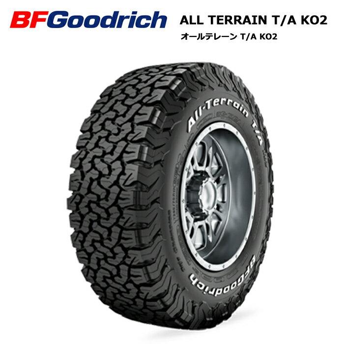 サマータイヤ 4本セット BFグッドリッチ LT325/60R20 126/123S LRE RBL オールテレーン T/A KO2