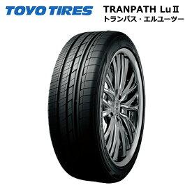 サマータイヤ 4本セット トーヨータイヤ 235/50R18 101W XL トランパスLU2