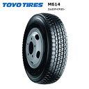 トーヨータイヤ M614 6.50R16 12PR チューブタイプ(20日〜25日までポイント5倍!)