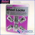 盗難防止用ロック1セット(1台分)ロックのみのごマックガード国産車用盗難防止用ロック1セット(1台分)普通のナットは別売です。
