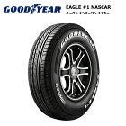 グッドイヤーナスカー/NASCAR195/80R15107/105Lホワイトレター
