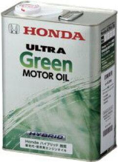 HONDA(本田)纯正油超Green混合推荐4L(0万8216-99974)