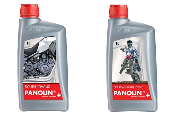 PANOLIN(パノリン)4サイクルオイル 4T SYNTH 10W-40 【1L】 ストリート/オフロード