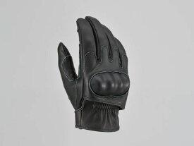 DAYTONA (デイトナ) HenlyBegins HBG-046 内縫いガンカットプロテクトショート ブラック XL 16871