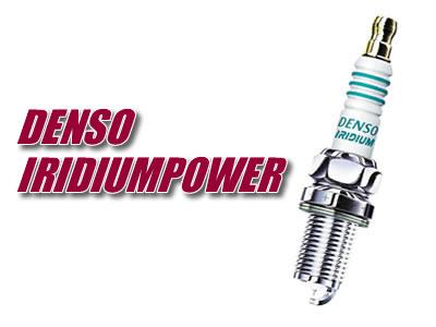 DENSO デンソー イリジウムパワープラグ【正規品】 IXU27