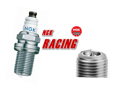 NGKレーシングプラグ【正規品】 R7282-8、R7282-9、R7282-10、R7282-105、R7282-11