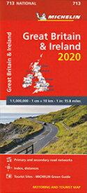 【ミシュラン・英国・アイルランド Michelin Great Britain & Ireland】