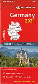 ミシュラン製正規品ロードマップ ミシュラン・ドイツ Michelin Germany