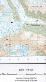 【ネパール1/5万地形図 ロールワリン・ヒマール・セット Nepal Topographic Maps Rolwaling Himal】