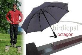 【日本正規販売店】送料無料 ユーロシルム 究極の傘【バーディパル・オクタゴン birdiepal octagon】