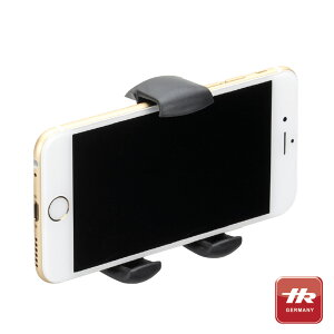 【HERBERTRICHTER】カーエアコン吹き出し口用スマートフォンホルダーQuickyAirPro(クィッキーエアープロ)ドイツ製ユニバーサルタイプ(iPhone6Plus/iPhone6/その他のスマホ対応)