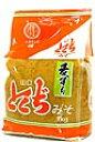 山口とくぢ味噌 麦すり味噌1kg【とくじ味噌】