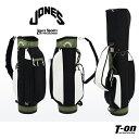 ジョーンズ/ジョーンズ 日本正規品/キャディバッグ ツアーバッグ ライダーステイストデザイン 日本限定モデル JONES R…