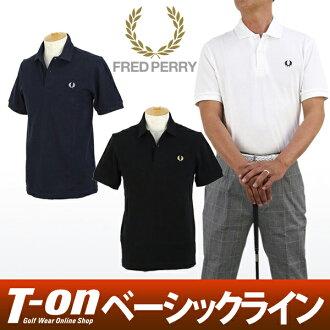 弗雷德 · 佩里,弗雷德 · 佩里日本常规产品、 马球衬衫短袖 polo 衫细棉 100%马球料月桂树绣简单设计 M3FRED 佩里弗雷德 · 佩里日本真正磨损