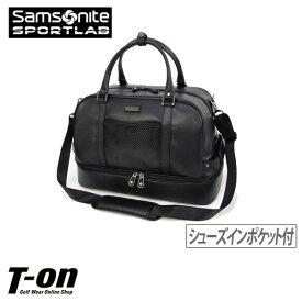 e91720d1c2d4 サムソナイト Samsonite メンズ レディース ボストンバッグ シューズインポケット付き 底鋲付き レザー調素材