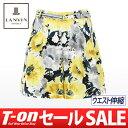 【30%OFF SALE】ランバン/ランバン スポール 日本正規品/パンツ キュロットパンツ ショートパンツ ツータックデザイン…