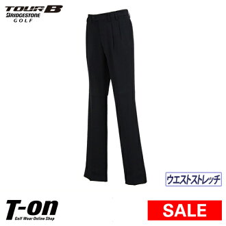 It is new work golf wear in shadow style stripe pattern logo embroidery 2018 fall and winter with tour B Bridgestone golf TOUR B BRIDGESTONE GOLF men underwear long underwear two-tuck long underwear stretch slipper