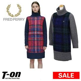 1366b53af2560 【40%OFF SALE】フレッドペリー FRED PERRY 日本正規品 レディース ワンピース ニット