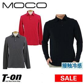 4d95b5ebf3df23 【50%OFF SALE】モコ MOCO スツールズ STOOLS メンズ ポロシャツ 長袖 台衿付