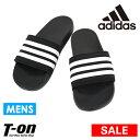 b569550b53fc6f Golf in the spring and summer latest Adidas adidas men gap Dis sandals  sports sandals footwear three stripe design 2018
