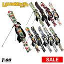 【50%OFF SALE】ラウドマウス ゴルフ LOUDMOUTH GOLF 日本正規品 メンズ レディース セルフスタンドバッグ クラブケ…