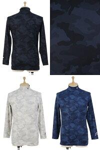 キャロウェイアパレルのハイネックシャツ画像