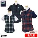 アドミラルゴルフ Admiral Golf 日本正規品 レディース ポロシャツ 半袖ポロシャツ ストレッチ UVカット 吸汗速乾 タ…