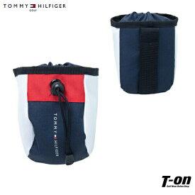 トミー ヒルフィガー ゴルフ TOMMY HILFIGER GOLF 日本正規品 メンズ レディース ボールケース ボールポーチ スコープポーチ トリコロールデザイン マグネット装着式 ゴルフ