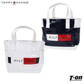 トミー ヒルフィガー ゴルフ TOMMY HILFIGER GOLF 日本正規品 メンズ レディース カートバッグ カートポーチ トートバッグ エナメル素材 ゴルフ