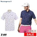 【40%OFF SALE】マンシングウェア Munsingwear メンズ ポロシャツ 半袖ボタンダウンポロシャツ UVカット 吸汗速乾 涼…
