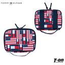 トミー ヒルフィガー ゴルフ TOMMY HILFIGER GOLF 日本正規品 メンズ レディース カートポーチ カートバッグ ラウン…