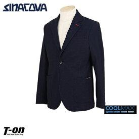 b8ee442edb5e3b シナコバ ポルトフィーノ SINACOVA PORTOFINO メンズ ジャケット テーラードジャケット 2つボタン 涼しい素材 一枚仕立て