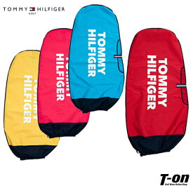 トミー ヒルフィガー ゴルフ TOMMY HILFIGER GOLF 日本正規品 メンズ レディース トラベルカバー キャディーバッグカバー 9型46インチ対応 ロゴプリント ゴルフ