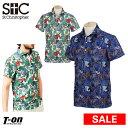 【30%OFF SALE】セントクリストファー St.Christopher メンズ ポロシャツ 半袖ポロシャツ ワイドカラーシャツ 台襟付…