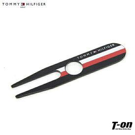 トミー ヒルフィガー ゴルフ TOMMY HILFIGER GOLF 日本正規品 メンズ レディース グリーンフォーク ディボットツール ロゴ入り ゴルフ