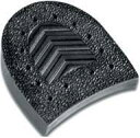 【vibram ヴィブラム】靴底修理 700ヒールTygum Composition heel (シューリペア・オールソール)