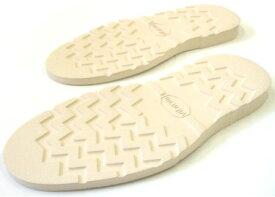 【vibram ビブラム】靴底修理 No.4014 サイズ 100 ホワイトCristy Unit Sole(シューリペア・オールソール)